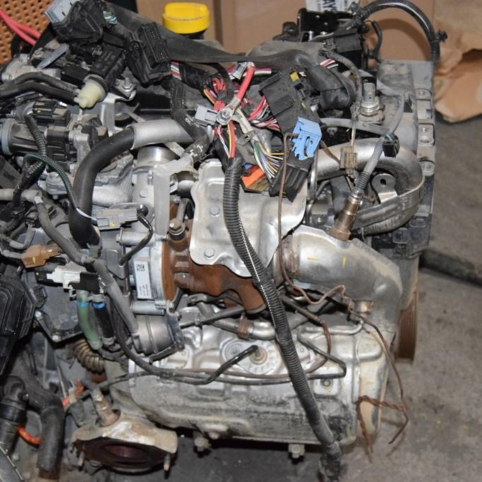 motor 1.5 dci euro 6