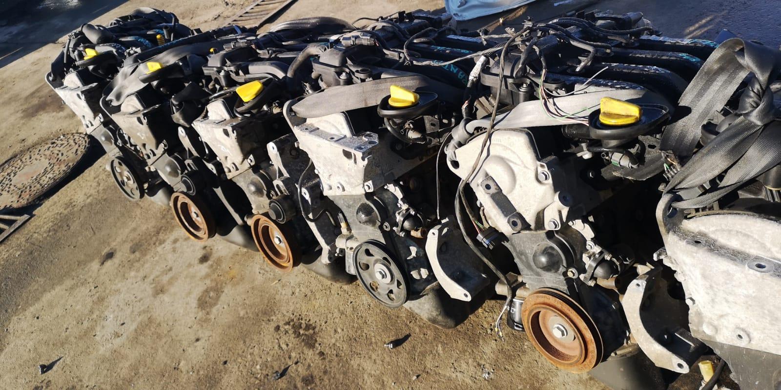 Motor 1.2 benzina 16 valve cod D4F Dacia Logan,Sandero,Renault Symbol,Twingo,Clio